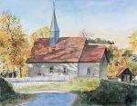 Kirche Hüddigen